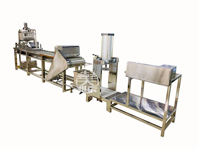豆腐皮机设备