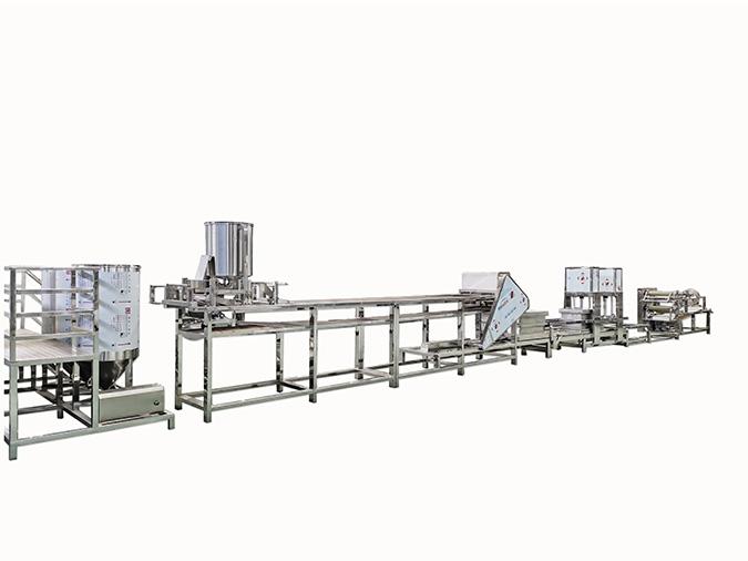 豆腐皮加工机器