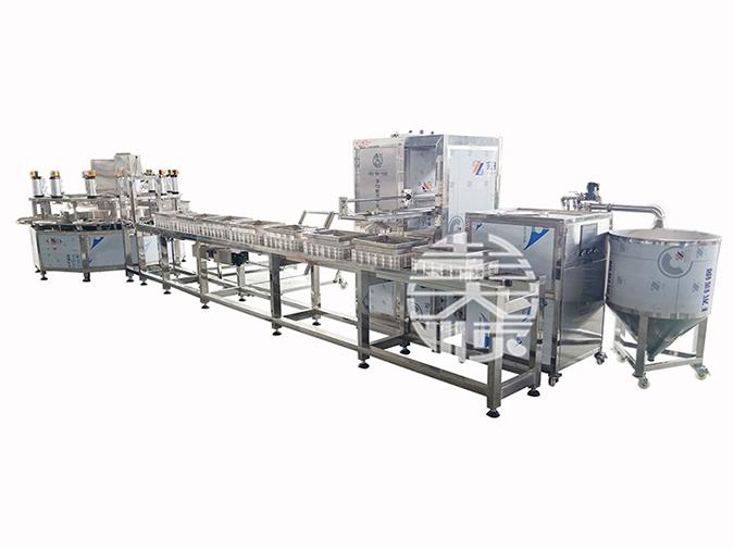 自动化豆腐生产线